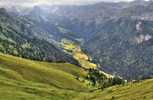 San Nicolo Valley, Trentino, Italy — Stock Photo