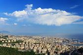 Genova overview — Stock Photo