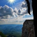 Climber — Stock Photo #6838975