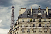 Paris Skyline — Stock Photo