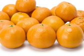 Ripe orange mandarins — Stock Photo