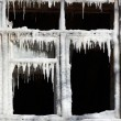 The winter window — Stock Photo #7922110