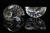 水晶球の部品 — ストック写真