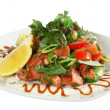 Salad of fish — Stock Photo #7520811