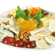 Various types of cheese - Photo