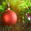 Christmas ball — Stock Photo #7521066