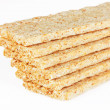 Bread crisps — Stock Photo