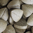 Heap of grassy tablets -  