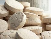 Dětské vitaminy — Stock fotografie