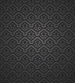 Seamless retro wallpaper — Vector de stock