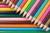 Color pencils crayons — Stock Photo