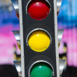 Stock Photo: Traffic light