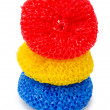 Scourers — Stock Photo