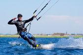 Kitesurfer — Zdjęcie stockowe