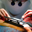 Stock Photo: Cardiac surgery