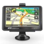 Navigation system. Gps. 3d — Stock Photo