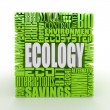 Stock Photo: What is a Ecology