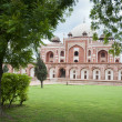 Humayun's tomb stairs, Delhi, India — ストック写真
