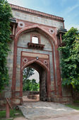 Old tomb in Humayun's complex, Delhi, India — Stock Photo
