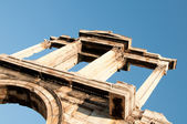 Greece, Athens. Arch of Hadrian. — Stock Photo