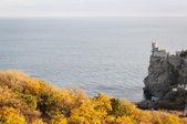 Swallow's Nest, crimea, Ukraine — Stock Photo