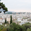 Athens View — Stock Photo