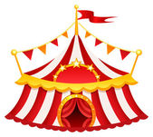 Circus tent — Wektor stockowy