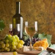 White wine still life — Stock Photo #6984264