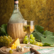 White wine — Stock Photo