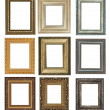Royalty-Free Stock Photo: Frames