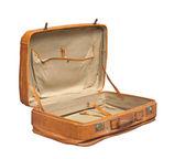 Retro Suitcase — Stock Photo