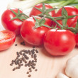 Tomatoes — Stock Photo #7000841