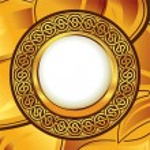 Gold vintage frame — Stock Vector #7353512
