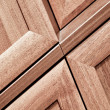 Wooden furniture detail — Stock Photo #6970631
