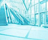 Contemporary walkway — Stock Photo