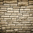 Royalty-Free Stock Photo: Persistence concept, background of brick wall texture