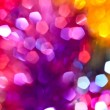 Colorful Christmas Background - Stock Photo