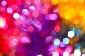 Sfondo di natale colorato — Foto Stock