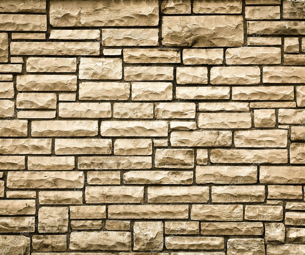 Persistence concept, background of brick wall texture — Stock Photo #7291723