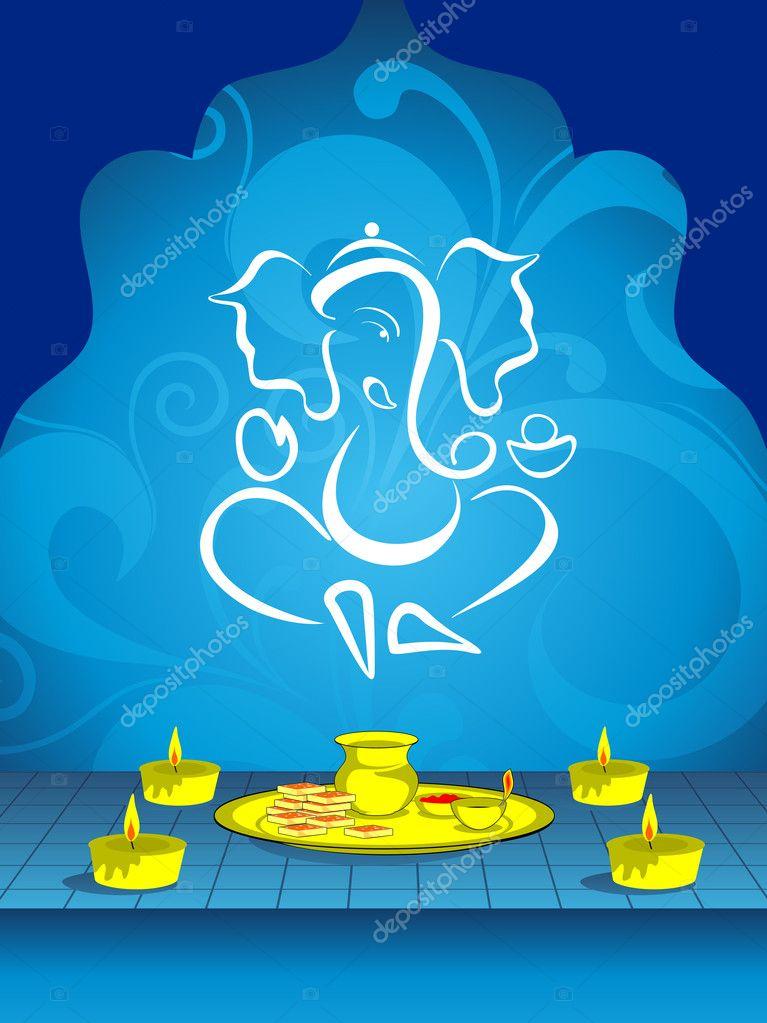 Ganpati Special Vector Designs Backgrounds Pictures Wallpaper