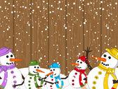 Vector de feliz navidad — Vector de stock