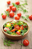 Fresh vegetable salad — Foto de Stock