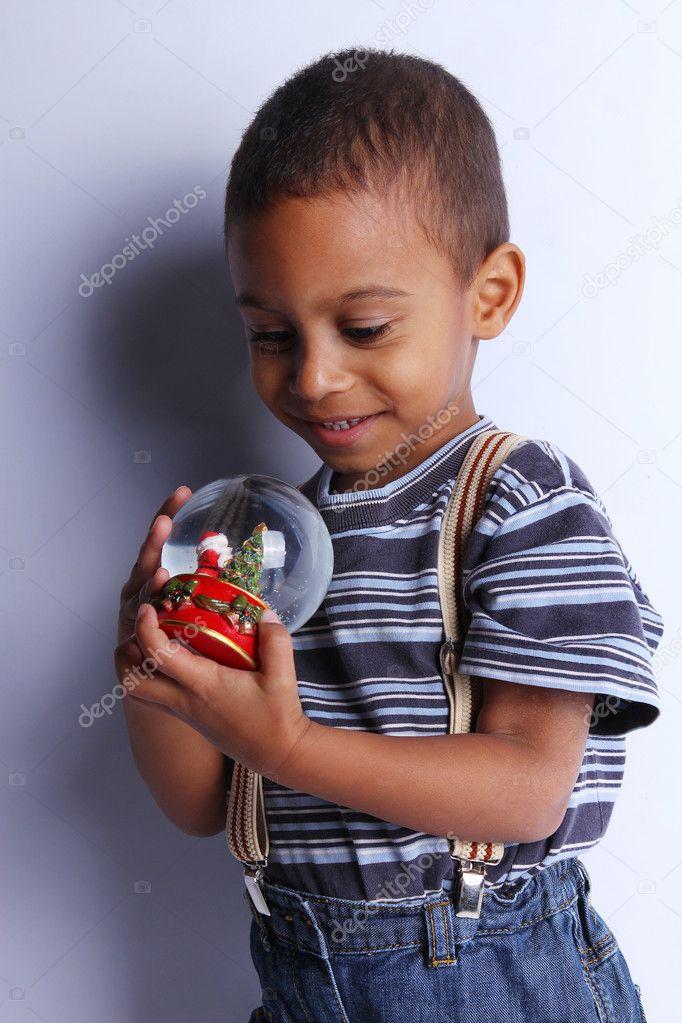 фото маленького афроамереканца