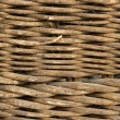 Royalty-Free Stock Photo: Wooden old braided basket