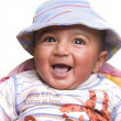 Stock Photo: South Asian cute baby boy