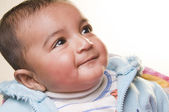 South Asian cute baby boy — Stock Photo