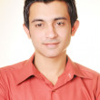 Successful young South Asian Businessman — Stock Photo