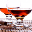 Stock Photo: Cognac