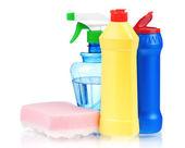 Bouteilles en plastique — Photo
