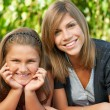 Happy sisters — Stock Photo #7052121